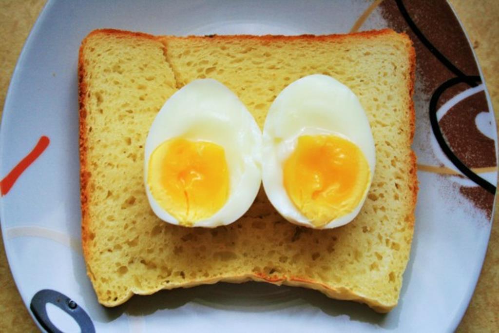 o ovo cozido é um dos alimentos mais ricos em biotina