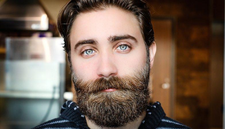 Barbas saudáveis