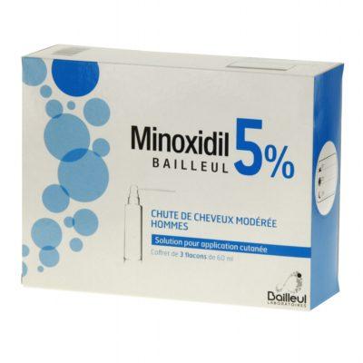 minoxidil: produto contra queda de cabelo