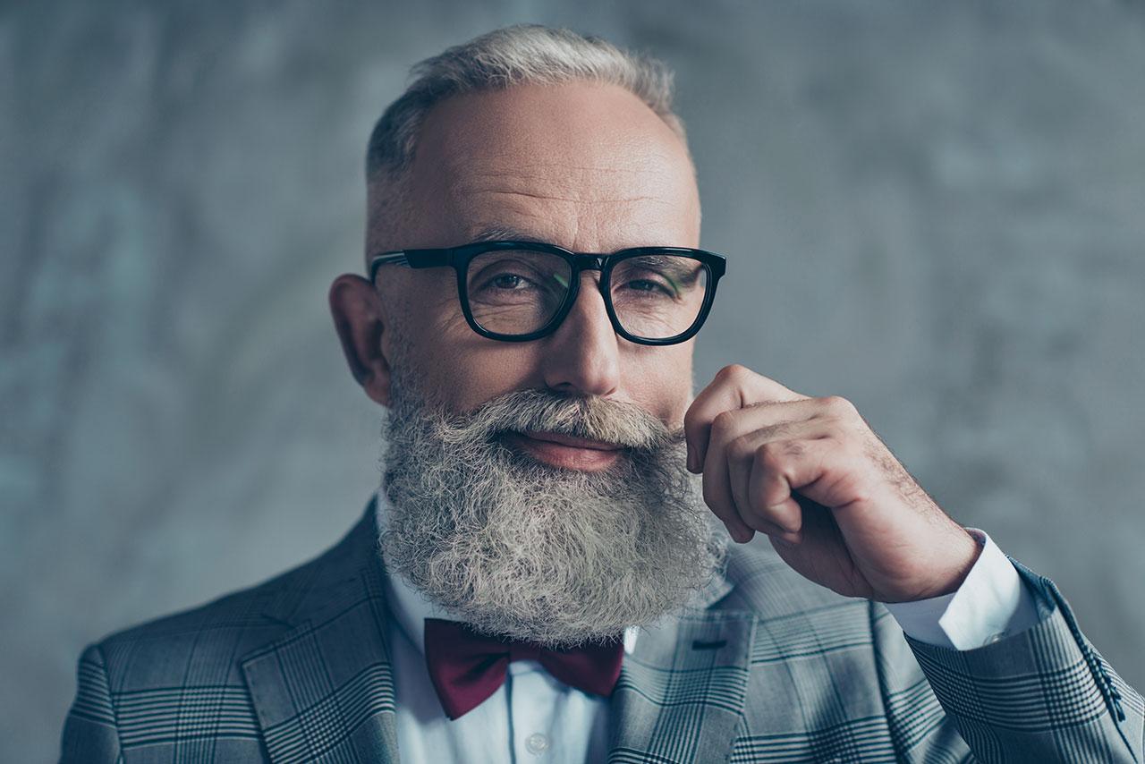 A genética é um fator muito importante quando falamos de barba e cabelo