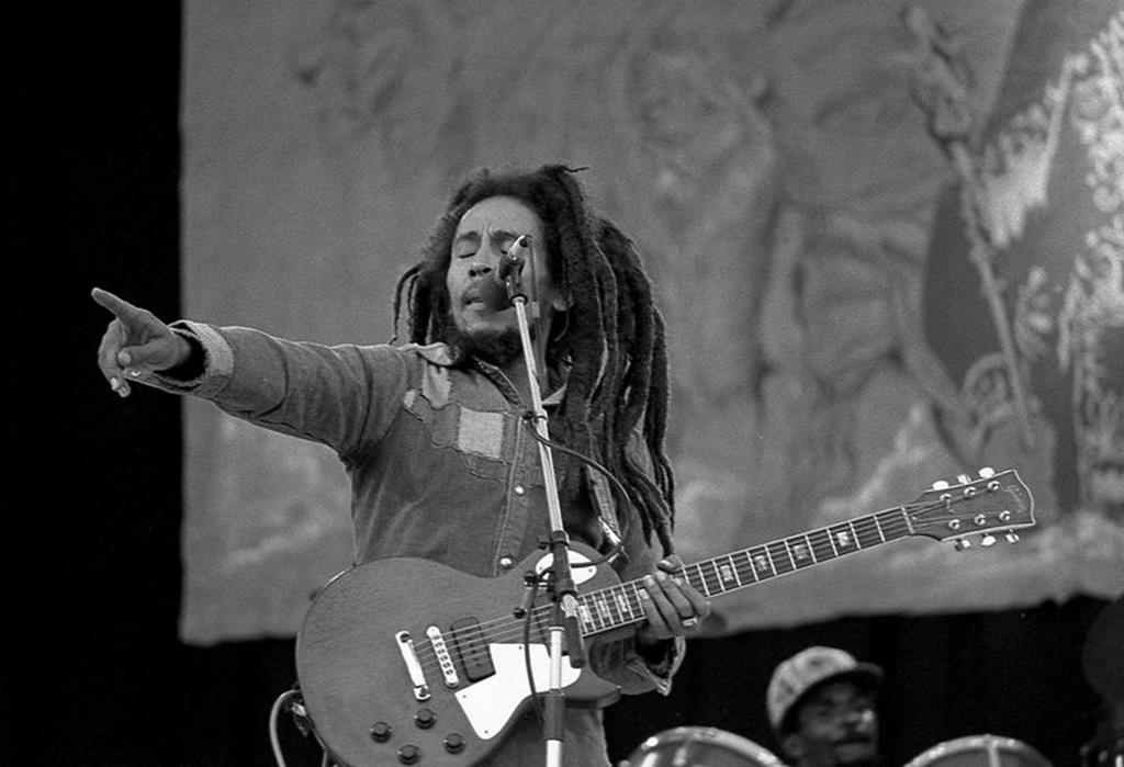 Bob Marley foi um dos grandes propagadores dos dreads