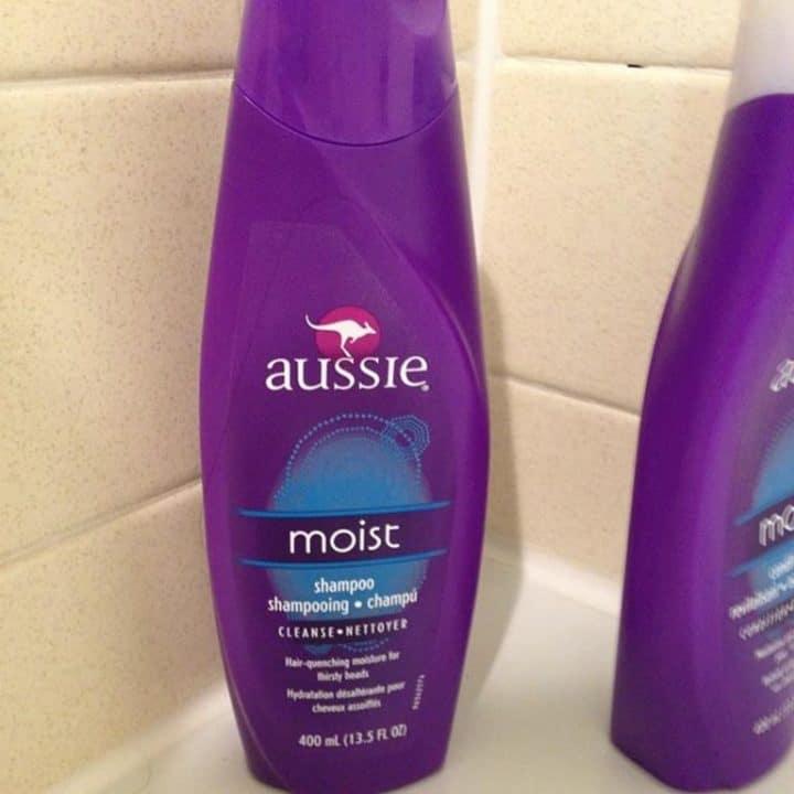 shampoo aussie