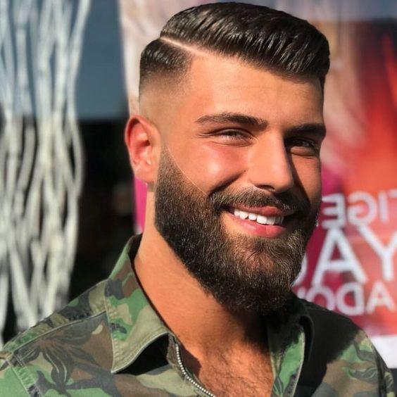 barba espartana estilos de barba