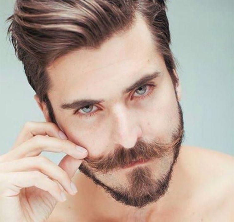estilos de barba van dyke