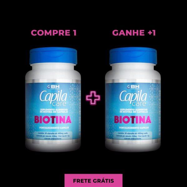Biotina em Promoção